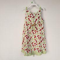 Vestido cereja - 4 anos - Youngland