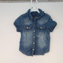Blusa jeans - 2 anos - Place