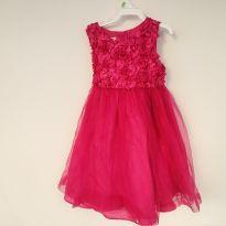 Vestido Pink - 2 anos - La Princess