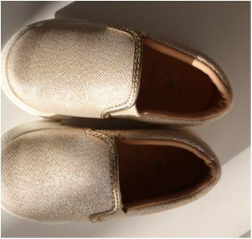 Slipper dourado - 21 - Baby Girl
