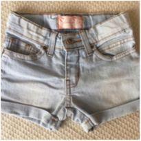 Shorts jeans - 3 anos - Palomino