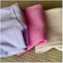 Kit 3 peças - calça e casaquinho - 6 a 9 meses - Não informada