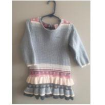 Vestido estampado de Inverno - 18 a 24 meses - Marisol