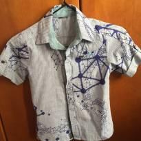 Camisa Tigor T.Tigre - 6 anos - Tigor T.  Tigre