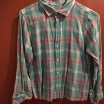 Camisa linho Tyrol - 12 anos - Tyrol