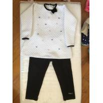 Conjunto black white Tilly Baby - 2 anos - Tilly Baby