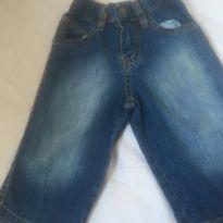 calca jeans bebe - 1 ano - BB Básico