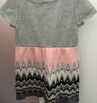 Vestido quentinho Gymboree - 12 a 18 meses - Gymboree