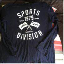 Camiseta manga longa PUC - 14 anos - PUC