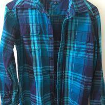 Camisa Tommy Hilfiger - 12 anos - Tommy Hilfiger