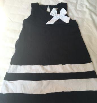 Vestido Navy Salame Mingue - 2 anos - Salamê Minguê