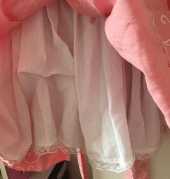 Vestido Beija Flor - 9 a 12 meses - Beija-Flor