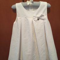 Vestido branco Mon Sucre - 6 anos - Mon Sucré