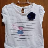 Camiseta - 12 a 18 meses - Baby club