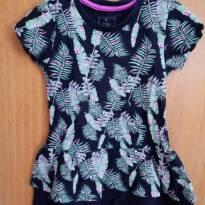 Vestido floral - 2 anos - Póim