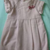 Vestido rose da zara - 2 anos - Zara Baby