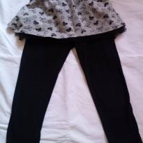Calça legging - 3 anos - Tip Top