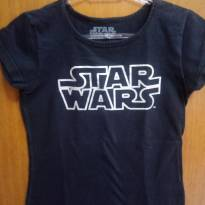 Camiseta star wars - 4 anos - Renner