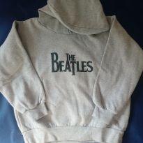 Blusa de moletom Beatles - 4 anos - Não informada