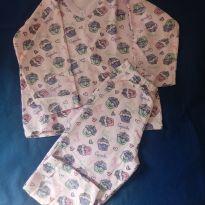 Pijama - 4 anos - Mafessoni