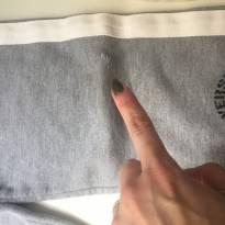 Moletom cinza descolado - 6 anos - Quimby