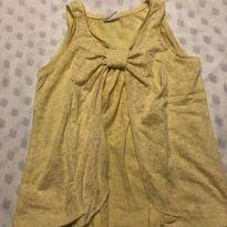 Regata amarela floral - 6 anos - Zara