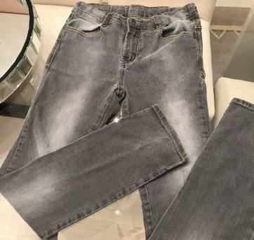 Kit 2 calças jeans Masculino Puc 12 anos - 12 anos - PUC