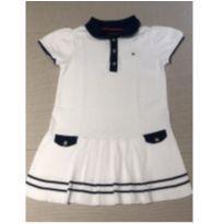 Vestido tenista tricô Tommy Hilfiger 2 anos - 2 anos - Tommy Hilfiger