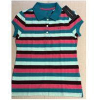 Polo piquet Tommy Hilfiger 8-10 anos - 10 anos - Tommy Hilfiger