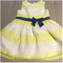 Vestido de Festa Carter's 12 meses - 1 ano - Carter`s