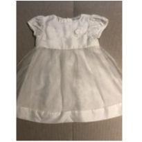 Vestido de Festa organza First Impressions 18 meses - 18 meses - First Impressions