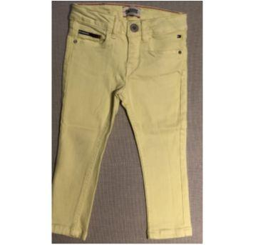 Calça Amarela Tommy Hilfiger tamanho 12-18 meses - 12 a 18 meses - Tommy Hilfiger
