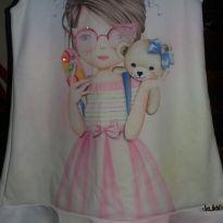 Vestido kukiê - 4 anos - Le Petit Kukiê