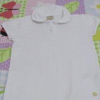 blusa gola polo MILON - 12 anos - Milon