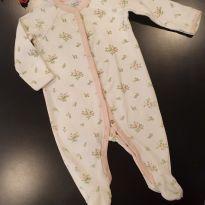 Macacão - Florzinhas - Ralph Lauren - 3 meses - Ralph Lauren