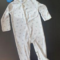 Macacão - Ursinhos azuis - Ralph Lauren - 6 meses - Ralph Lauren
