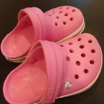 Crocs - Rosa - 19 - Crocs