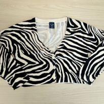 cardiga zebra Gap 3anos REF 009 - 3 anos - GAP