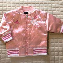 Jaqueta Adidas rosa 3M Ref 120 - 3 a 6 meses - Adidas