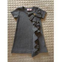Vestido em fio Pituchinhus Tam 4 Ref 119 - 4 anos - Pituchinhus