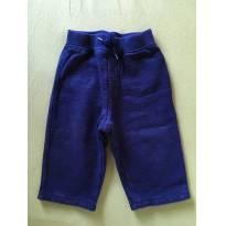 Calça Ralph Lauren azul marinho - 9 meses - Ralph Lauren