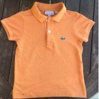 Camiseta Pólo Lacoste - 2 anos - Lacoste