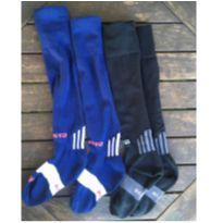 Meiao futebol infantil KIPSTA (Decathlon), kit 02 pares - 5 anos - kipsta