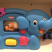 Brinquedo educativo elefante -  - Playskool