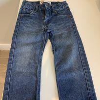 Calça jeans menino Levis - 18 a 24 meses - Levi`s