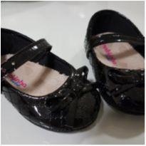 Sapato Preto - 15 - Molekinha