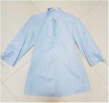 Bata Gestante Azul - M - 40 - 42 - Mammy Gestante
