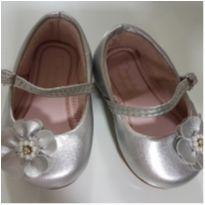 Sapato Prata - 15 - Magia de Criança