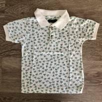Camiseta gola polo - 3 anos - YOYO KIDS