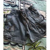 Shortinho jeans - 2 anos - Poim, Cherokee e Up Baby